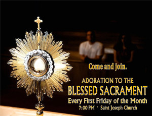 adoration of the blessed sacrament quotes