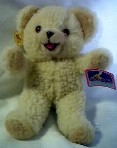 Snuggle Bear Plush Quot...