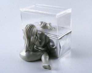 Untouchable mother and premature baby by TheMidnightOrange, $60.00
