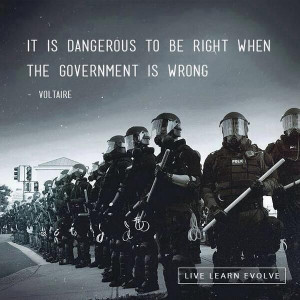 ... quote on free thinking #quotes #danger #right #wrong #people #