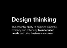 Design Thinking & Classrooms
