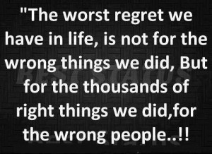 ... quotes, regret, relationship, romance, romantic, sayings, someone