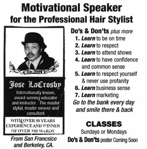 Do great speakers just provide a better emotional experience?