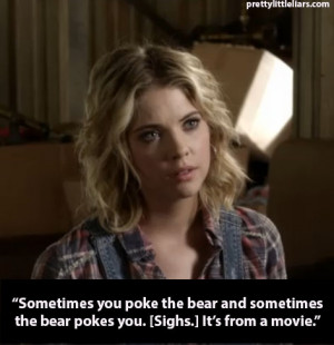Hanna Marin's 20 Best Quotes from Pretty Little Liars Season 3