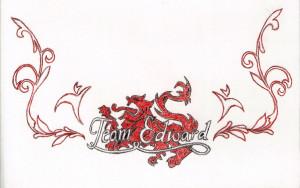 Team Edward Elric Logo