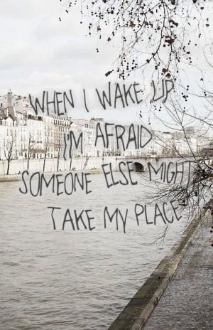 Afraid - the neighbourhood ♡