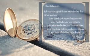 Prophet Muhammad, wisdom, blessings, awareness