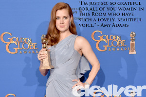 amy adams amy adams won best actress in a motion picture musical or ...