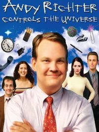 Andy Richter Controls the U...: