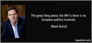 More Mark Rutte Quotes
