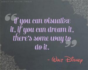 disney, dream, quote, walt disney