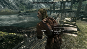 My favorite line in any mod. [Interesting NPCs] ( i.imgur.com )
