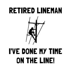 Power Lineman Retirement Gifts