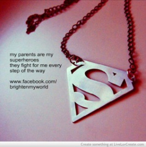 Brighten My World Super Hero