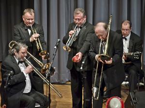 The Big Chris Barber Band,13. April 2013 in Nieder-Olm