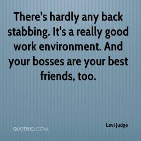 Good Backstabbing Quotes It's a really good work