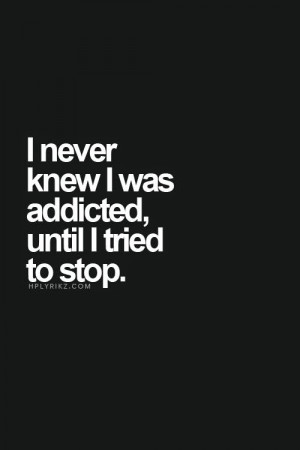 My addiction to marijuana