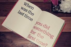 Try something new - quotes Photo