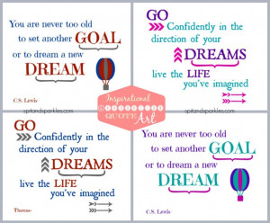 Printable Quote Art via Spit and Sparkles Blog #inspiration # ...