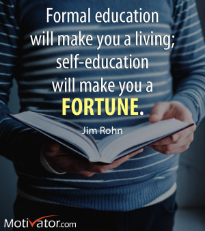 Go Back > Gallery For > Never Stop Learning Quotes