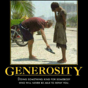 Tag Archives: generous