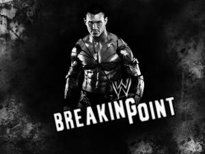 Amazing Wrestler Randy Orton Wallpaper