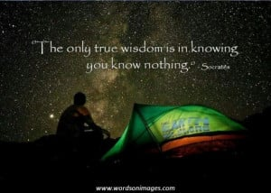 Socrates famous quotes