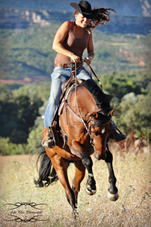 cowgirl rodeo by julieplasphotographe
