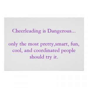 funny cheerleading sayings 1 10 from 10 votes funny cheerleading ...