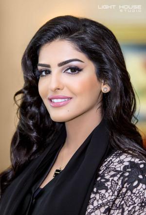 Beautiful Portrait Photoshoot of Princess Ameerah Al Taweel of Saudi ...