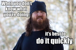 Duck Dynasty Quotes :