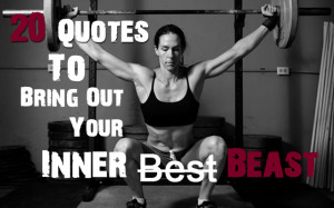 20 Workout Quotes