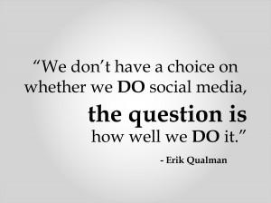 Social Media: Bridging The Gap Between Business & Consumer