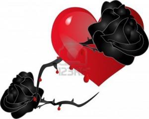 Leaving me broken hearted