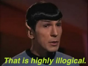 Arguments for gun control are highly illogical