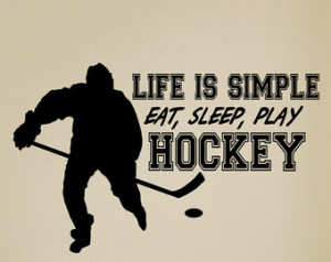 hockey quotes and sayings