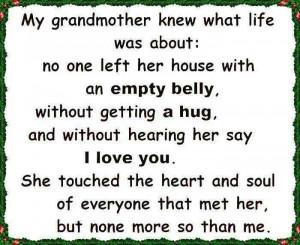 My mamaw
