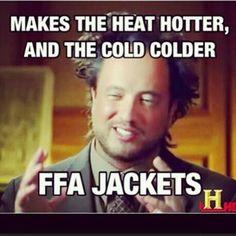 ffa jackets so true skills usa jackets do the same thing
