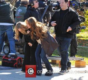 Rebecca Field And Jennifer