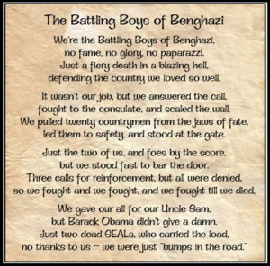 The poem was written by a MARINE CORPS Officer (ANON).