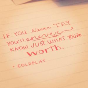 Coldplay Lyrics Quotes Coldplay - fix