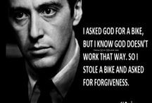 Godfather quotes / by Hollye Peel