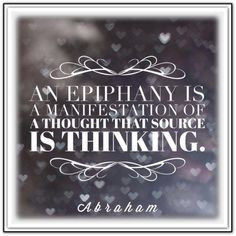Epiphany Quotes