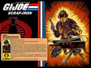 Thread: Awesome GI Joe site for vintage artwork 1982-1985