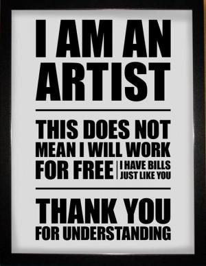 ... Artistwrit Corner, Artists Posters, Artists Quotes, True Stories, I Am