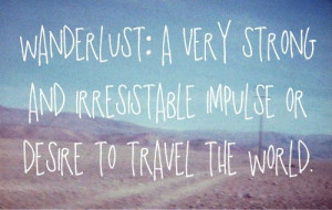 WANDERLUST « Read Less