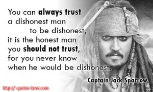 Jack Sparrow Quotes - Jack Sparrow Quotes Pictures