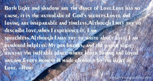 Top Quotes About Light And Shadow