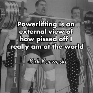 powerliftingmotivation #powerlifting #quotes #squat