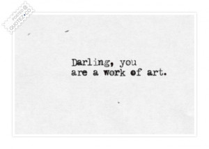 Darling Quotes